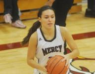 Chargers power past Marlins in basketball