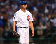 Clayton Richard pleased to remain a Cub