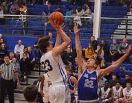 Cavaliers falter, downed by Blue Lions at home