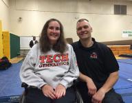 Gymnastics coach keeps fighting