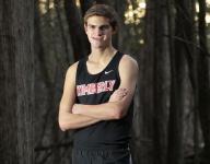 Kimberly's Nicholas Rink boys' runner of year