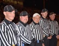 WNC ref Dowdle pulls double duty