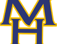 MHHS wrestlers compete at LR Central tourney