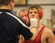 State qualifier McCarthy leads Purcell Marian wrestling