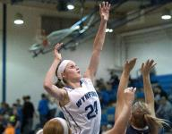 Carey torches Wynford in girls hoops