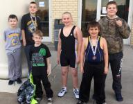 Four Flyers win medals