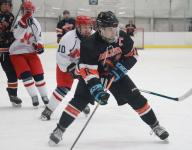 Hockey: Acosta sets Midd. North record; Lions top Braves