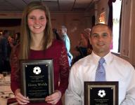 West Morris girls soccer well-represented at luncheon