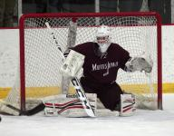 Morristown hockey skates past Morris Knolls