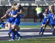 Girls Soccer: Final 2015 standings