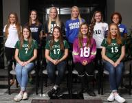 Courier News Girls Soccer All-Area teams
