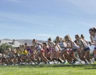 All-North cross country: runners race to the front