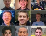 Boys cross country Dream Team, all-area