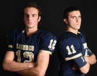 Lourdes' Rotger-Timm tandem led offensive football all-stars