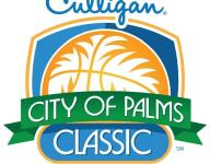 Monday's City of Palms results