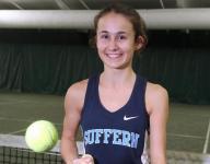 Tennis POY: Sydney Kaplan puts Suffern tennis on the map
