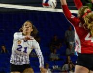 Volleyball player of the year: Lauren Dorrell