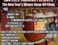 JWB Elite Training clinic this Saturday