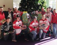 North Rockland and Monroe-Woodbury come bearing gifts