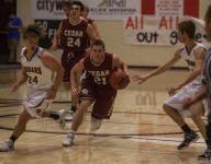 Boys Basketball: Cedar picks up home win against Union, 41-35