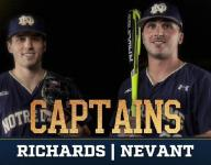 Nevant named Notre Dame baseball captain