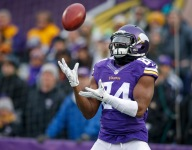 Vikings' Cordarelle Patterson sees his former high school team win S.C. state title