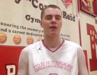 VIDEO: Marlette talks Team Connor win
