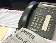 Call-ins essential to local sports coverage