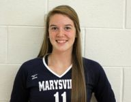 Marysville girls basketball cruises to big win