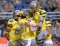 VIDEO: MVP Shea Patterson shows what Army All-American Game is all about