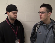 VIDEO: MacDuffie senior Brad Calipari talks MVP performance at Hoophall Classic
