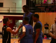 VIDEO: 7-foot-3 freshman Chol Marial is dominating the New England prep circuit