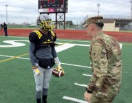 VIDEO: U.S. Army All-American Bowl practice looks awfully fun