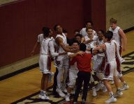 VIDEO: Las Vegas teen with autism scores his first basket, crowd erupts