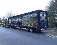Notre Dame's equipment truck drove 920 miles to park outside 5-star WR Demetris Robertson's house