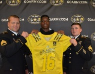 VIDEO: Army All-American WR Donnie Corley on recruiting, Hail Mary and more
