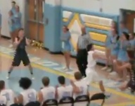 VIDEO: Pierce Whited's amazing save becomes a remarkable three for White County