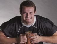 Dunbar's Zach Lackman made 5A first-team all-state