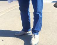 Coach's tweeting blue pants: Bolivar's secondary mascot