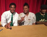 Andre Polk inks with USF