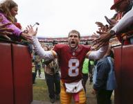'Booyah!!!' Kirk Cousins keeps adding to his NFL story