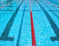 Friday's WNC swimming results