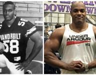 Former Vanderbilt player focuses on bodybuilding