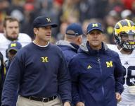 Harbaugh brothers heading to AA Pioneer Hall of Fame