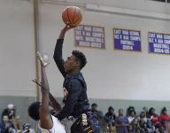 Boys high school basketball city league standings