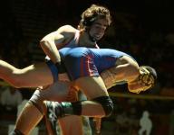 Pins lead Blackhawks to wrestling win