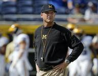 Jamie: Can't find fault with how Harbaugh recruits