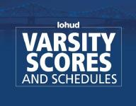 Varsity scores and schedule
