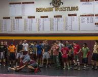 High school wrestling: Cedar, Dixie ready for 'The Battle of the Bell'