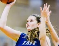 Healthy Danni Hanson making mark for East Lansing